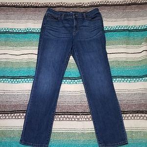 St John's Bay straight leg jeans